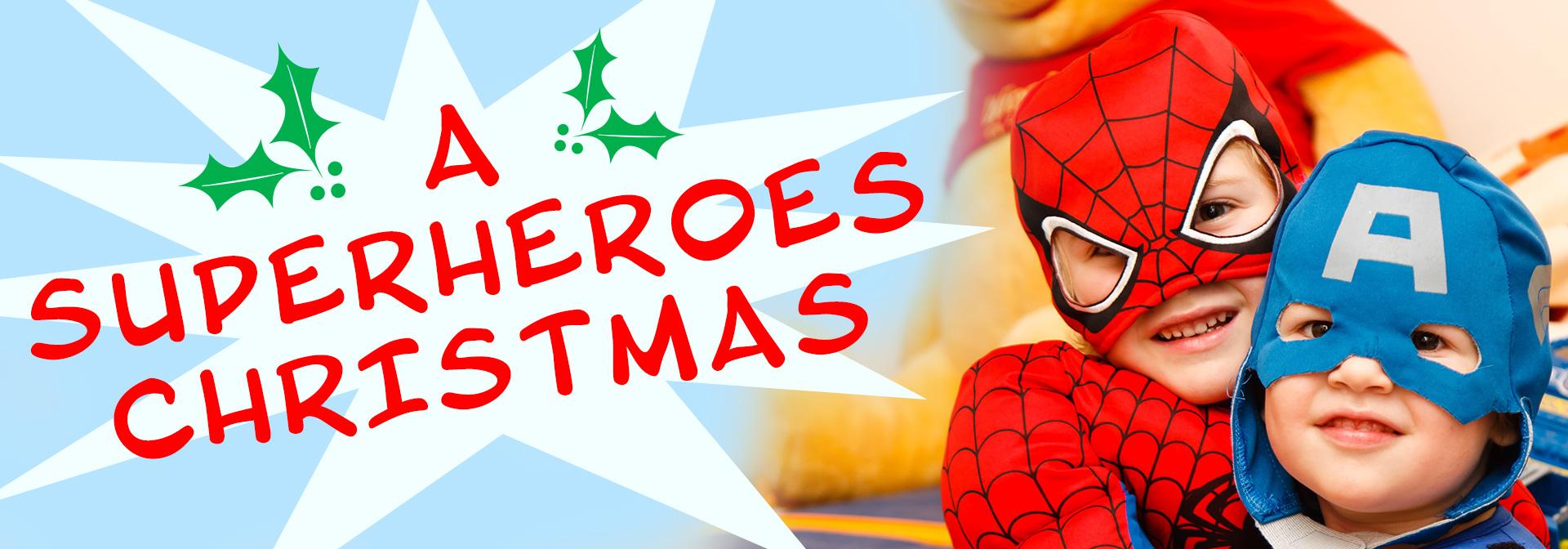 A Superheroes Christmas